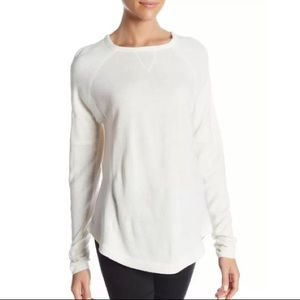 Sweet Romeo Raglan Sleeve Crewneck Sweater 044